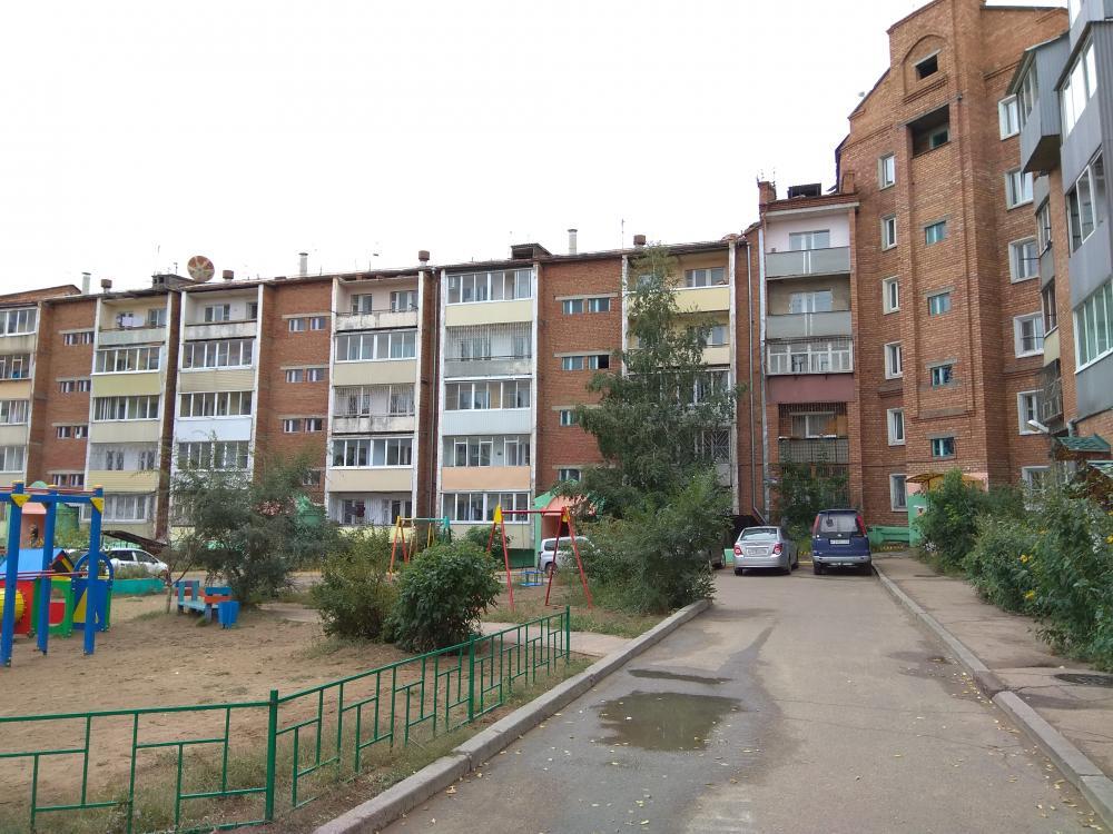 Республика Бурятия, Улан-Удэ, Комарова, 25