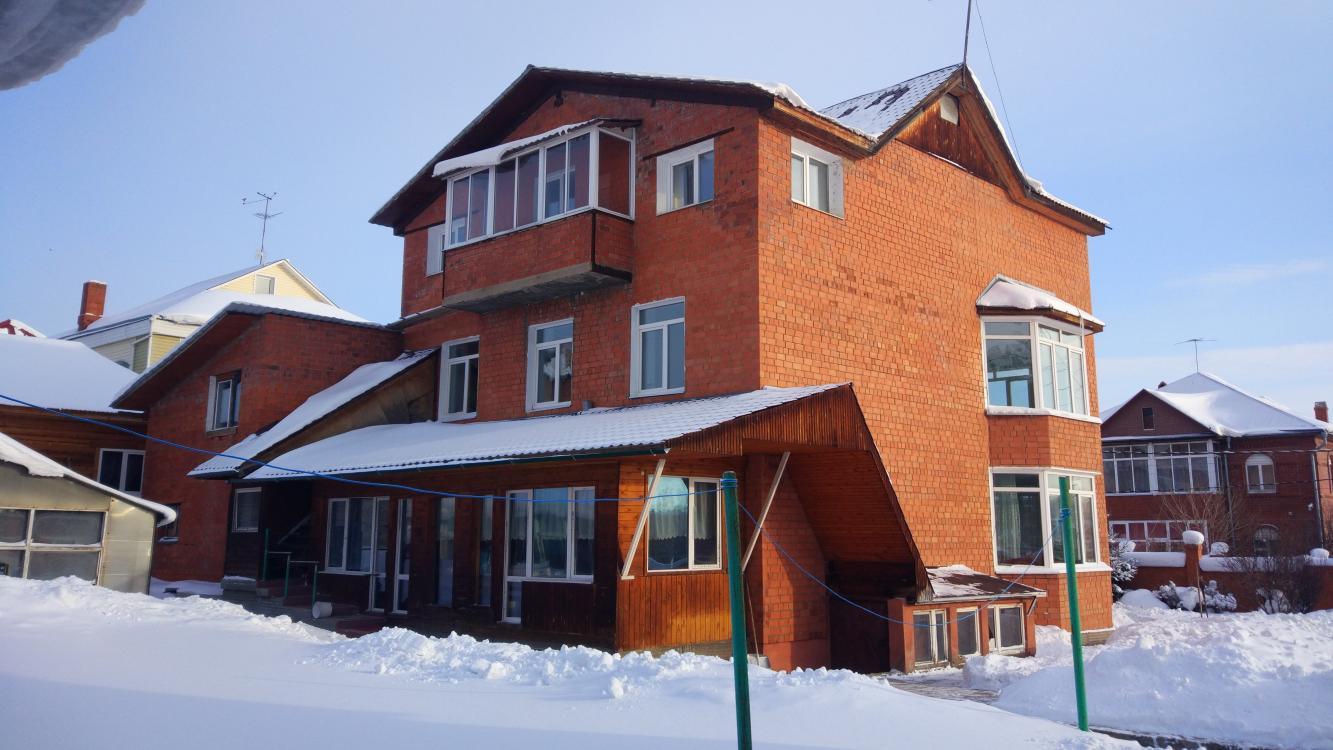 Иркутская область, Иркутск, Солнечная