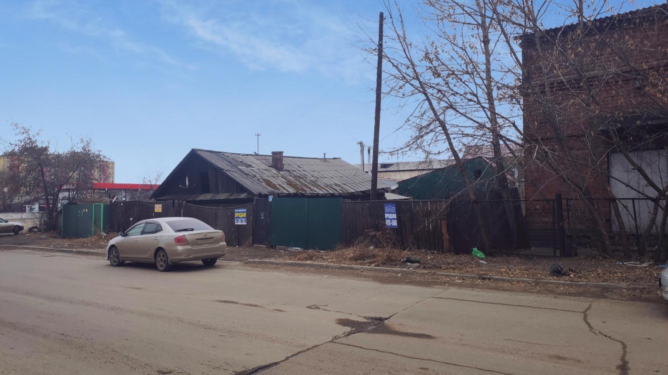 Иркутская область, Иркутск, Кожзаводская